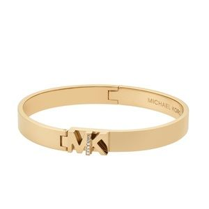 Michael Kors Logo Bangle